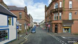 Bank Street, Kilmarnock
