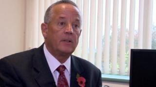 Derbyshire PCC Alan Charles