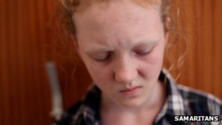Still from York Samaritans film