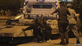 Ethiopians are detained in Riyadh, 9 Nov