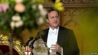 David Cameron, 11 November 2013