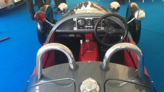 Morgan car