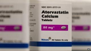 File photo of Atorvastatin Calcium tablets, a generic form of Lipitor, which is being sold under a deal with Pfizer.