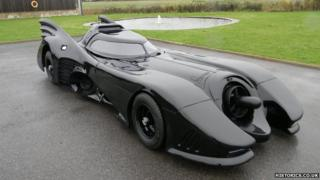 Replica 1989 Batmobile