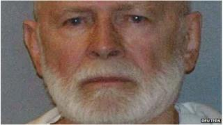 "James ""Whitey"" Bulger (file image)"