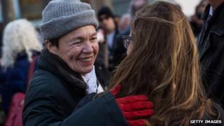 Laurie Anderson, Lou Reed's widow