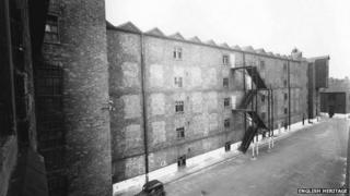 The old flax mills