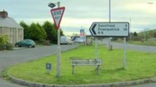 Saintfield Road
