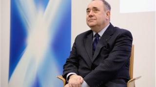 "Alex Salmond promises policies matched to the ""distinctive needs of Scotland"""