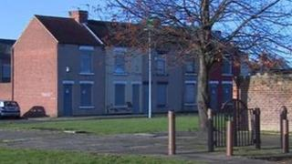 Houses in Gresham, Middlesbrough