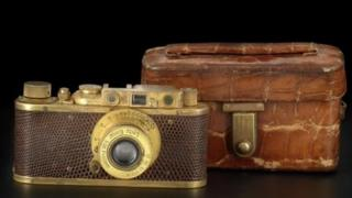 Leica Luxus II, made in 1932