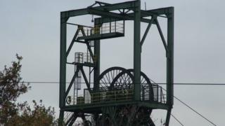 The colliery