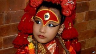 Kumari, Nepal's Living Goddess 2006