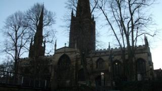 Coventry churches
