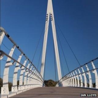 Bridge over River Wye