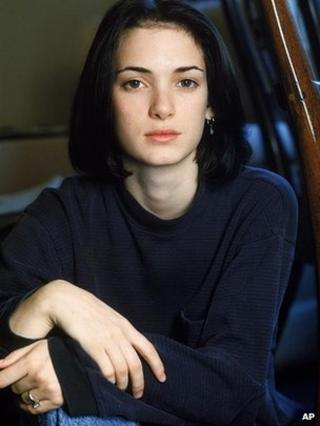 Winona Ryder in Heathers