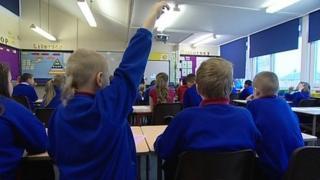 Nottingham classroom