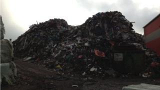 The rubbish