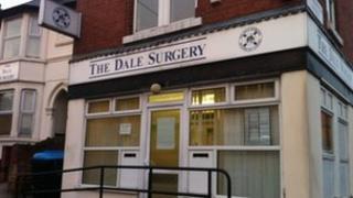 Dale Surgery, Sneinton