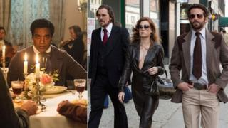 12 Years A Slave/American Hustle