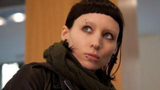Rooney Mara in Girl With The Dragon Tattoo
