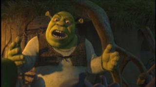 Shrek was voiced by Mike Myers