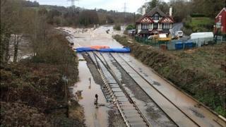 Cowley Bridge Junction