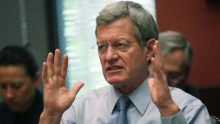 Max Baucus is expected to boost China-US trade ties