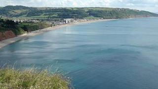 Seaton in Devon