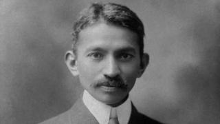 Gandhi in South Africa, 1909
