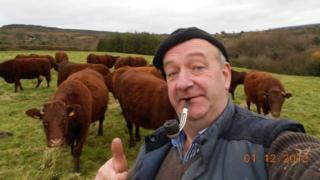 PJ Ryan's selfie