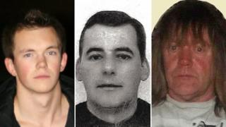 Jurij Sliachtecov, Simon Roberson and Richard Gibbons