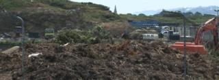 Mont Cuet landfill