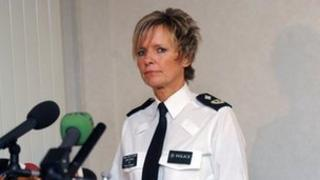 Deputy Chief Constable Judith Gillespie