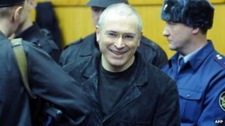 Mikhail Khodorkovsky. File photo