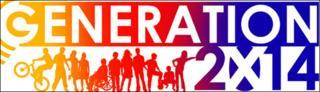 Generation 2014 logo