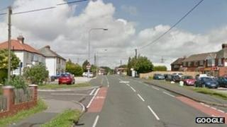 Blackfield - Google Map