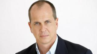 File photo of Peter Greste
