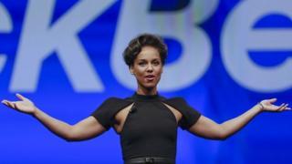 Alicia Keys May 2013