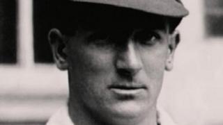 Harold Larwood in 1932