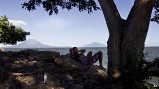 Lake Nicaragua or Cocibolca