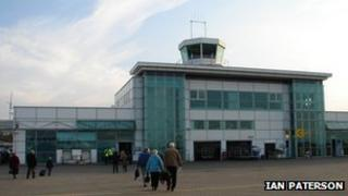 Derry City Airport