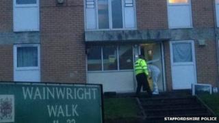 Wainwright walk flats