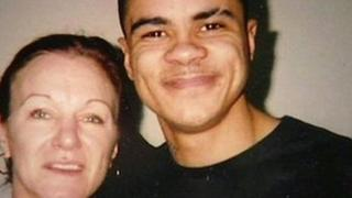 Carole Duggan and Mark Duggan