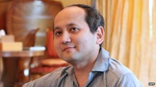 Mukhtar Ablyazov - file pic
