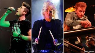 Bastille, Ellie Goulding and Disclosure