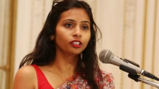 Devyani Khobragade was handcuffed and strip-searched in New York