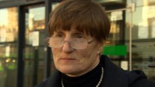 DC Rhona Keenan, Nottinghamshire Police