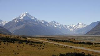 Mount Cook (file image)