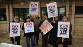 Support Stafford Hospital campaigners